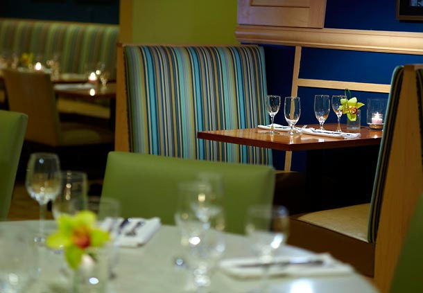 Bistro 17 table