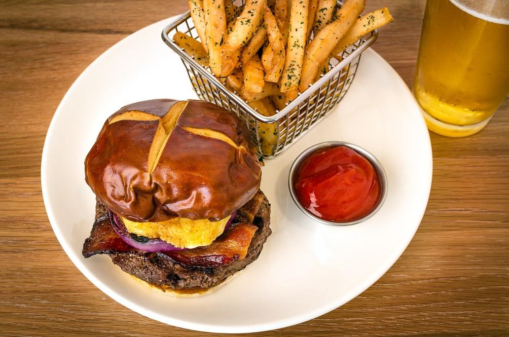 Blind burger