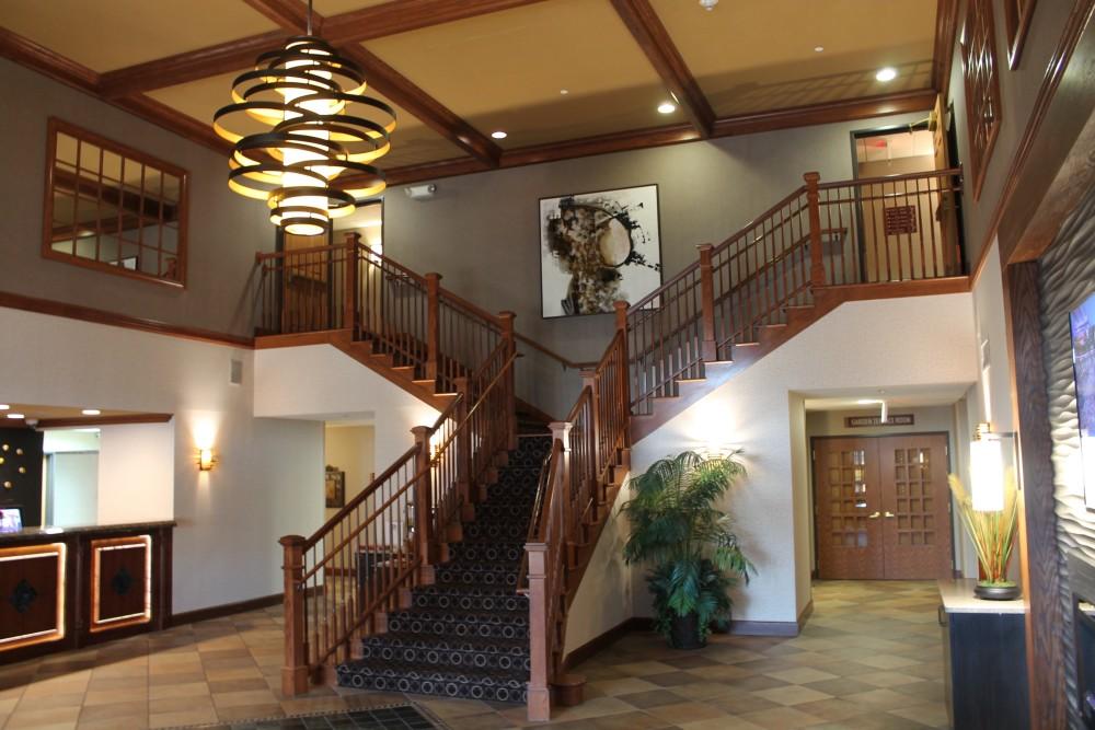 Bridgewood lobby